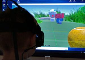 Elev kör VR